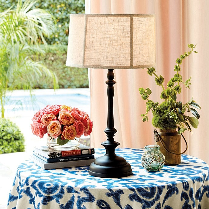 All-Weather Table Or Floor Lamp