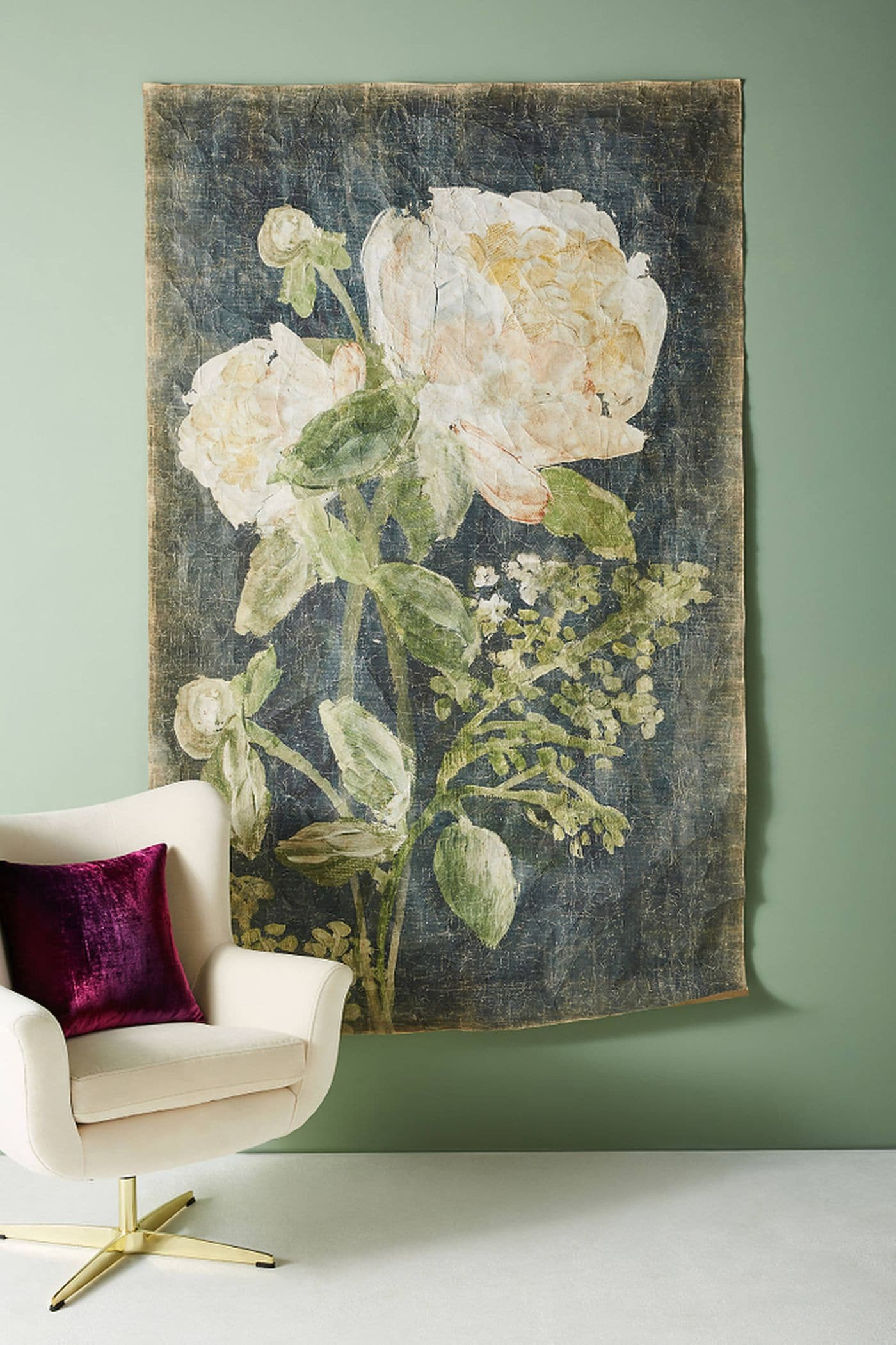 Pick Some Floral Wall Art