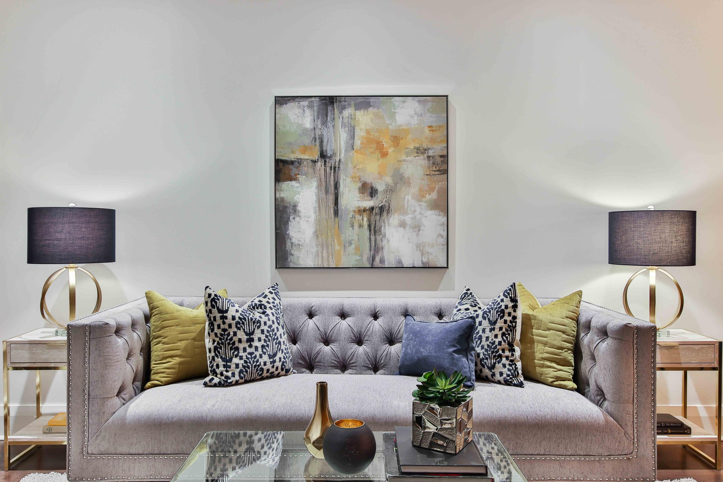 Mix up Patterns and Colors for an Eclectic Look