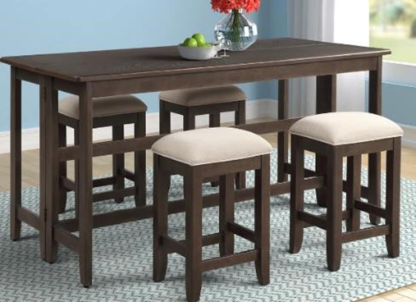 Use Stools to Keep Things Tidy