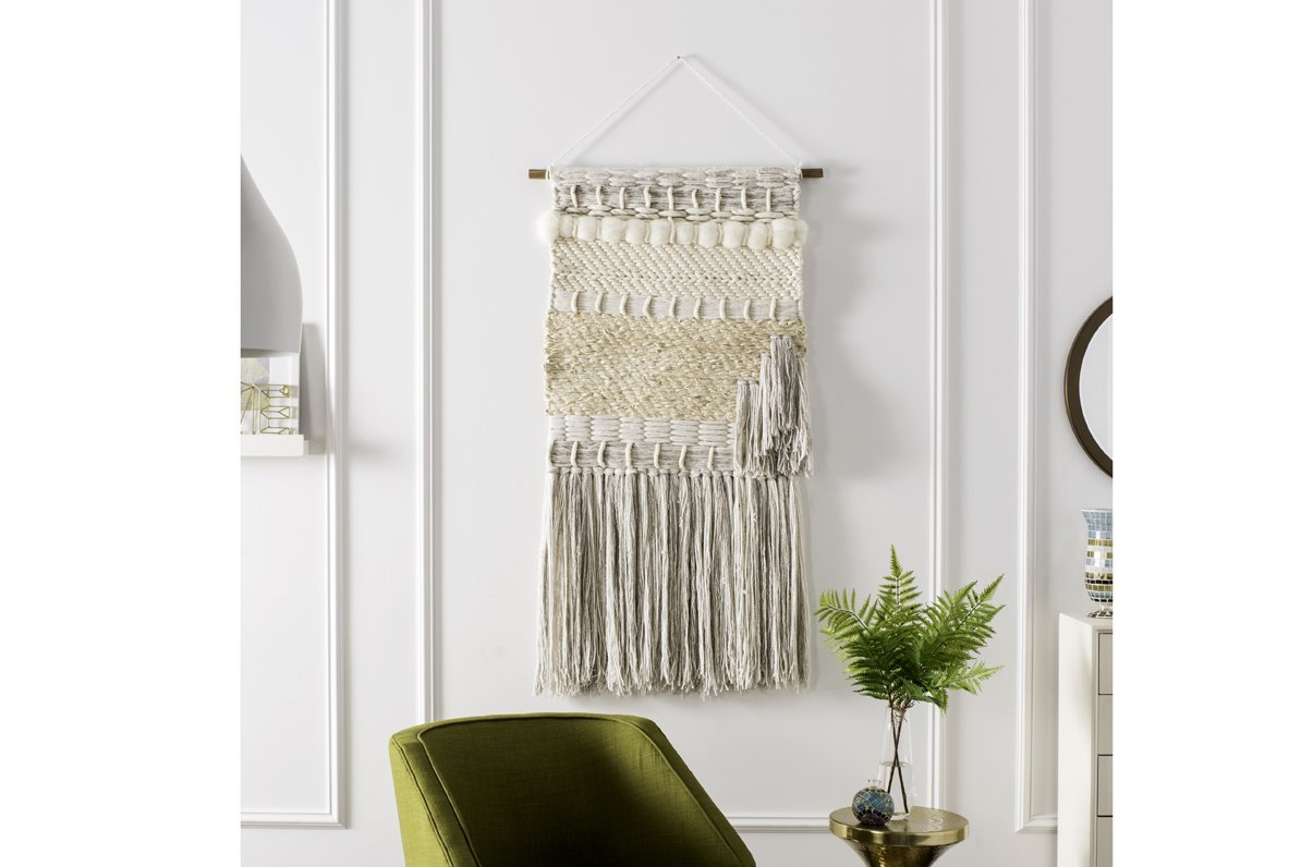 Search For A Neutral Wall Hanging