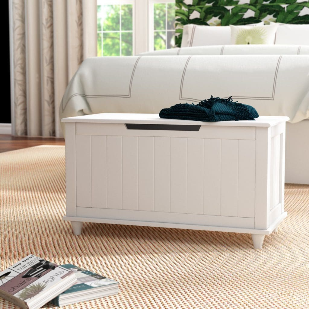 Buy Furniture That Doubles as Storage