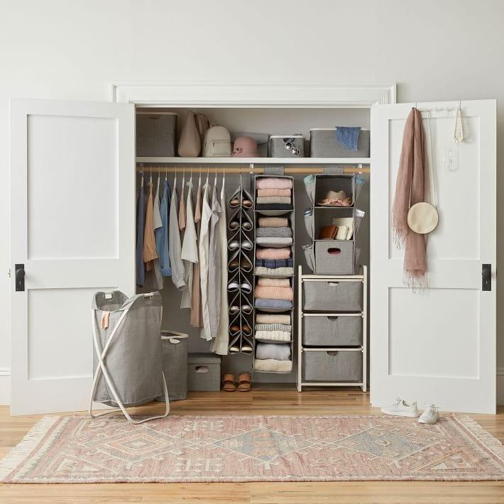 Complete Closet Organization System