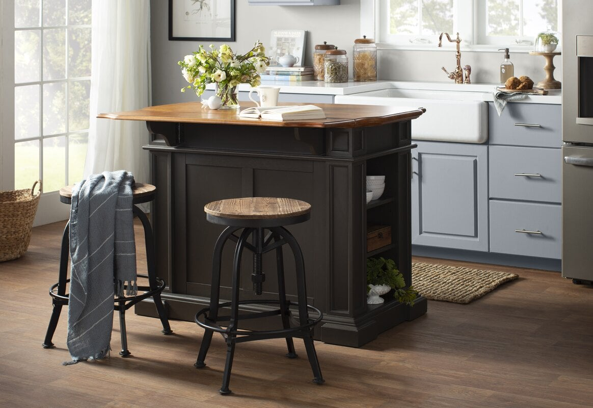 Add in a Kitchen Island