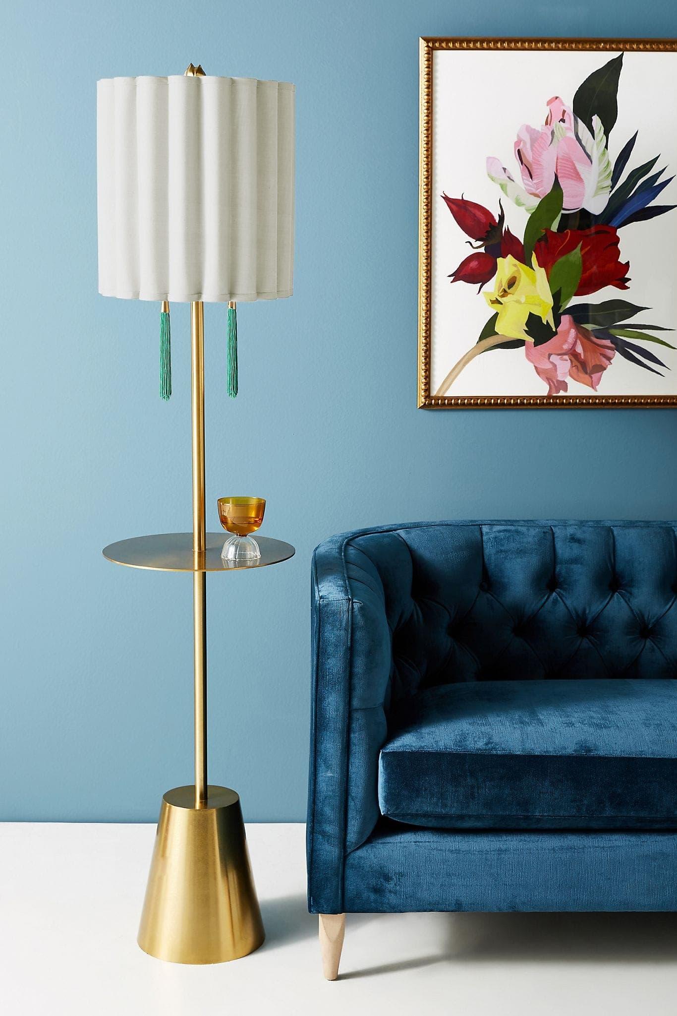 Dorrette Floor Lamp