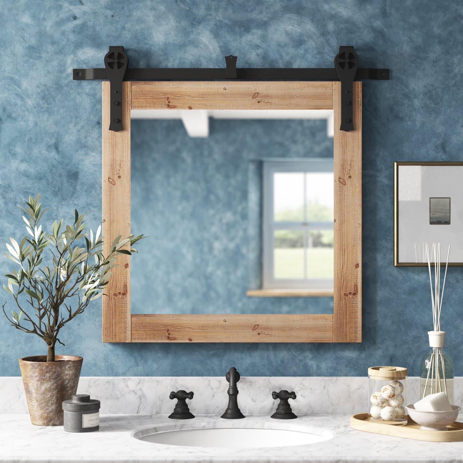 Raynham Bathroom Vanity Mirror