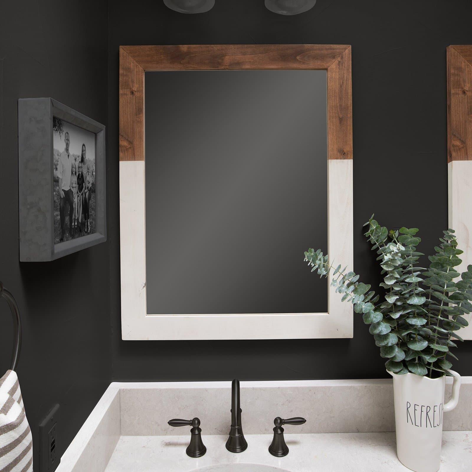 Baycroft Cottage Americana Bathroom Mirror