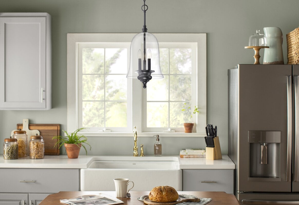Add a Butler Farmhouse Kitchen Sink