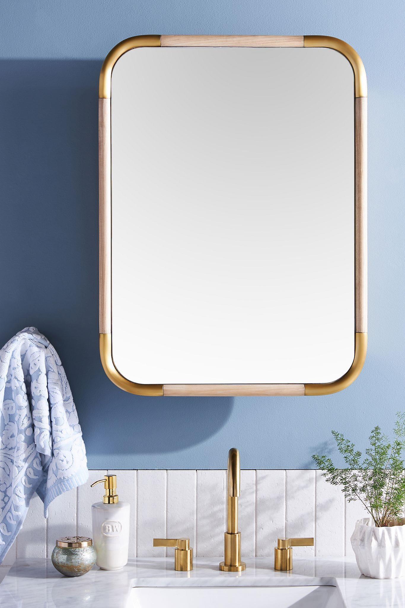 Avery Mirrored Bathroom Cabinet