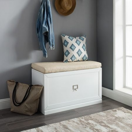 13 Beautiful & Functional Entryway Bench Ideas