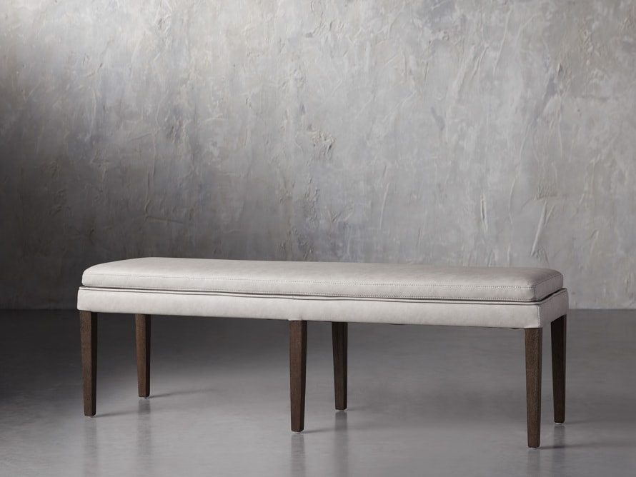 Try A Backless Bench