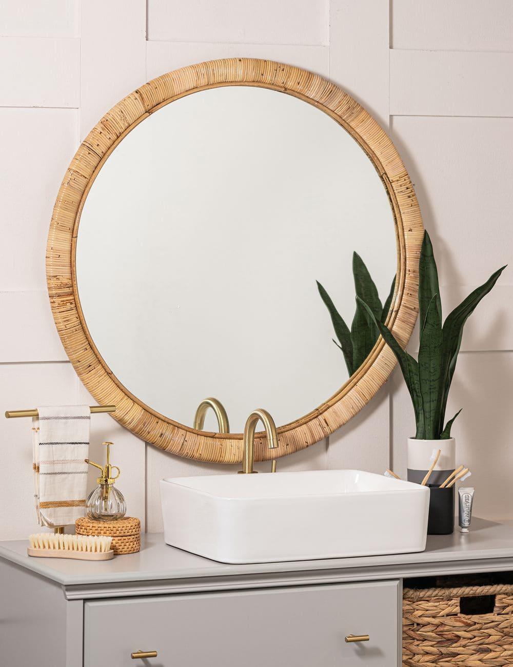 Neom Round Mirror