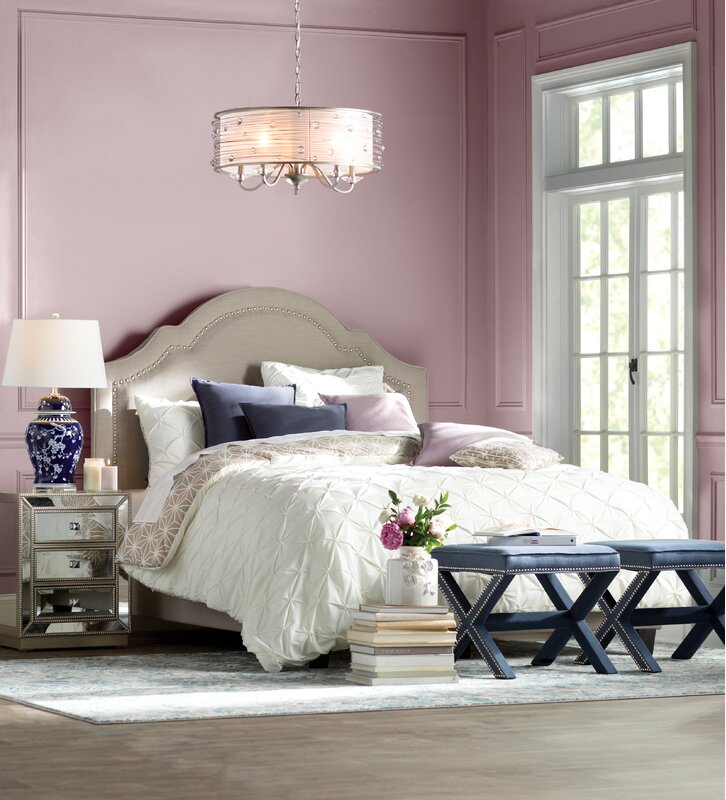 20 Amazing Purple Bedroom Decor Ideas