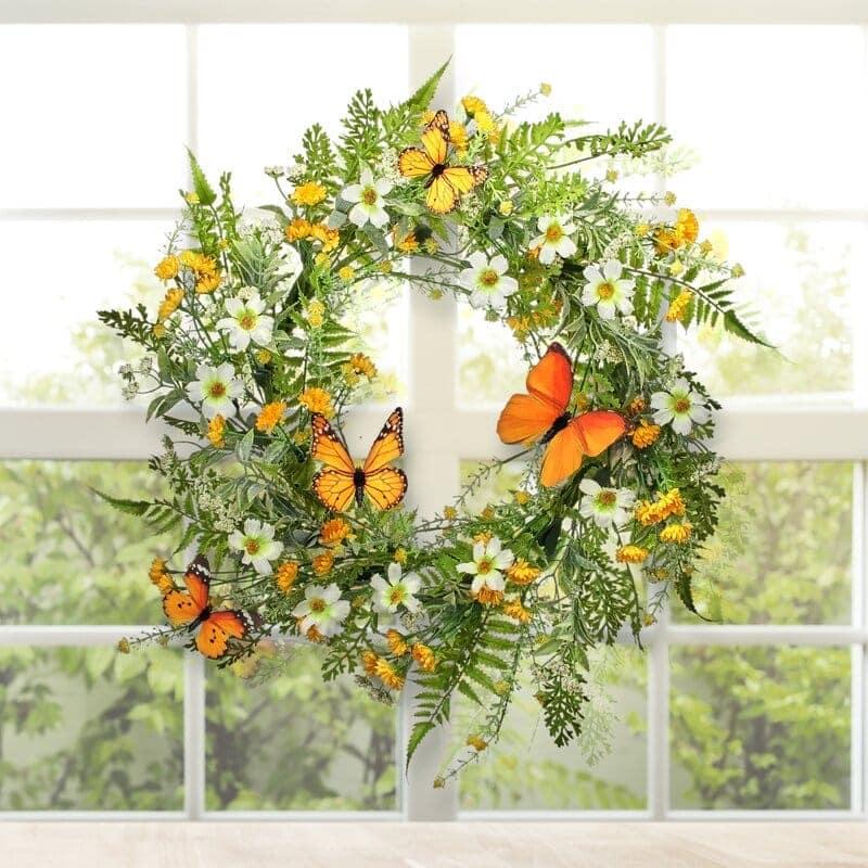 Decorative or Seasonal Wreath
