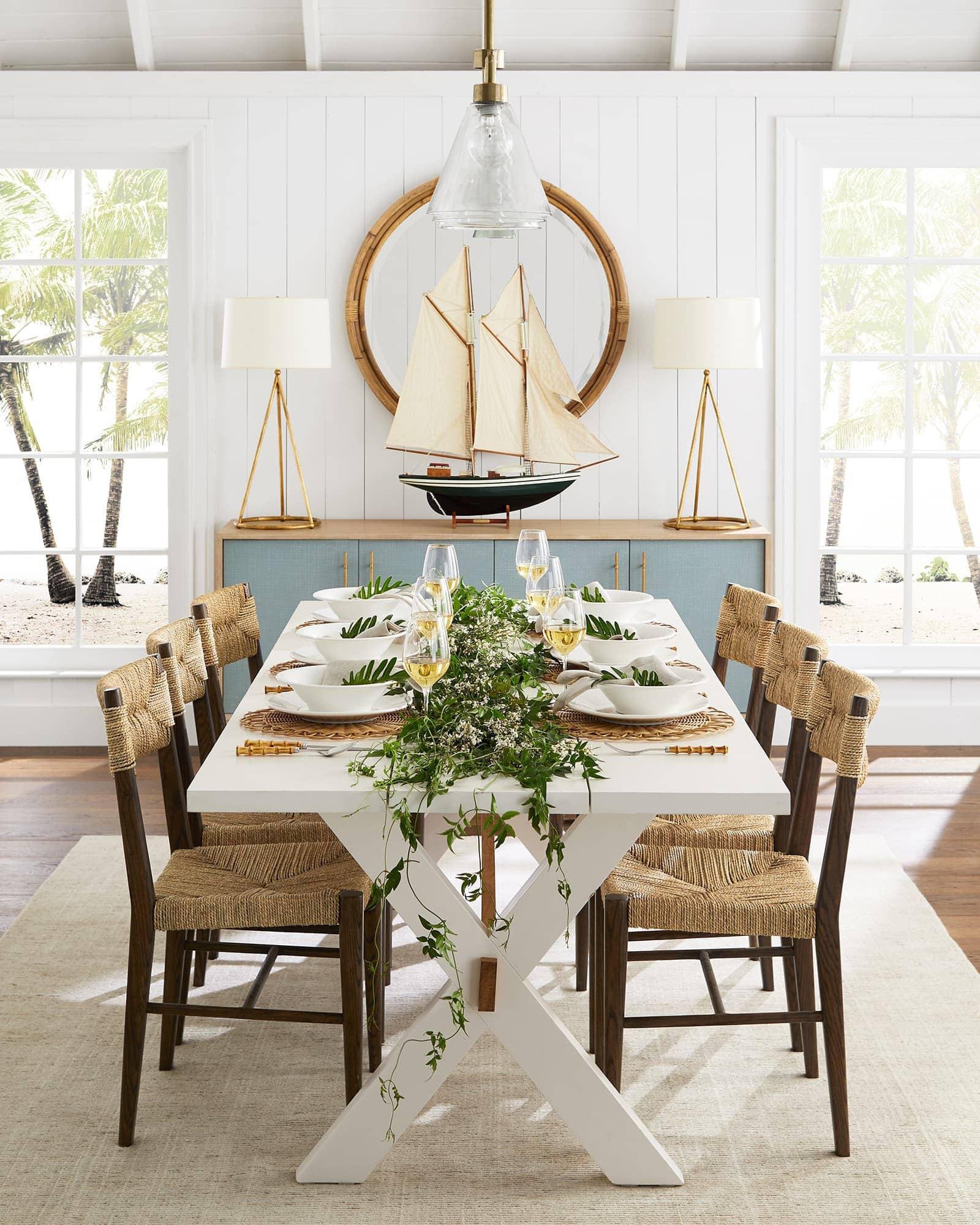 16 Best Farmhouse Dining Tables
