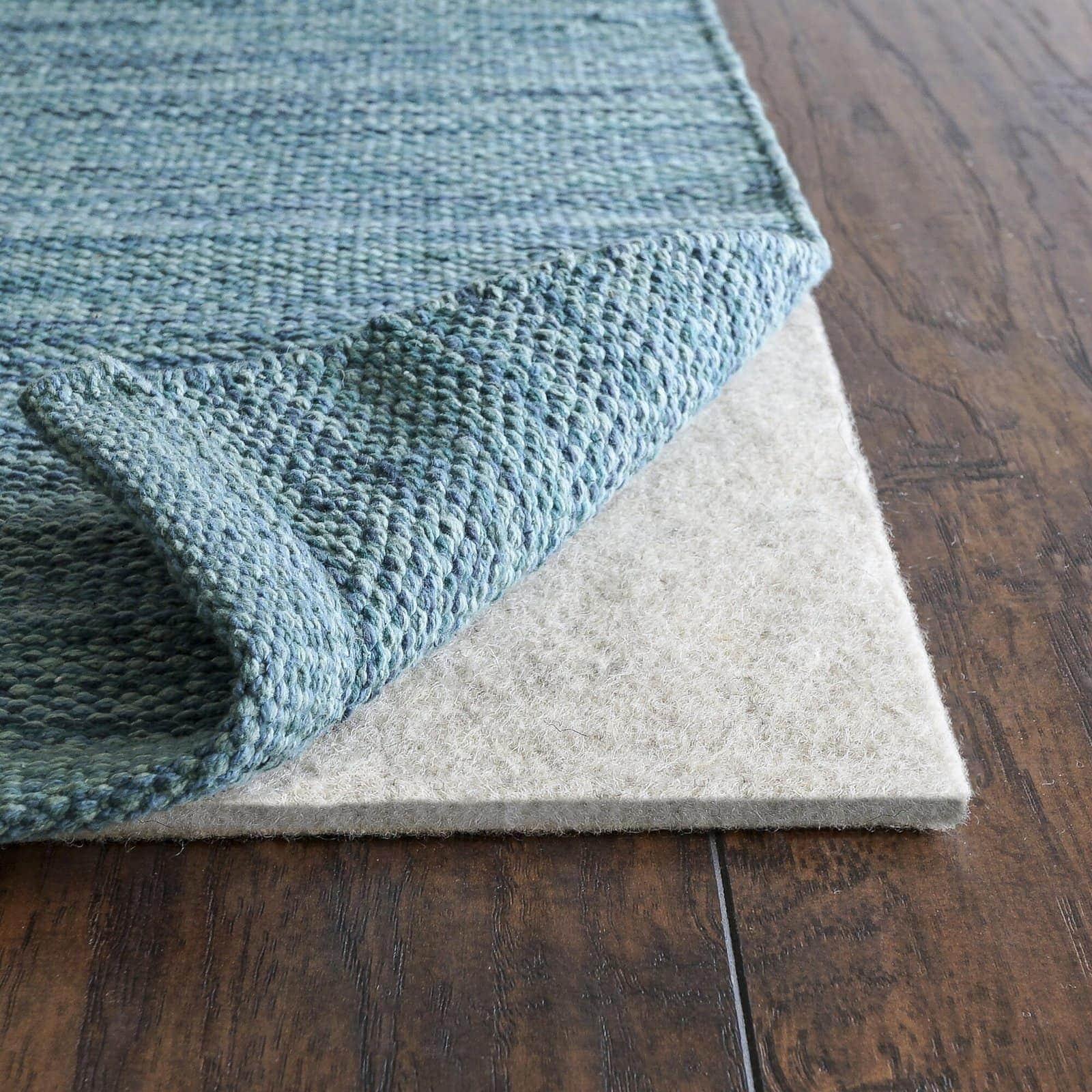 Eco-Plush Non Bunching Cushioning Rug Pad