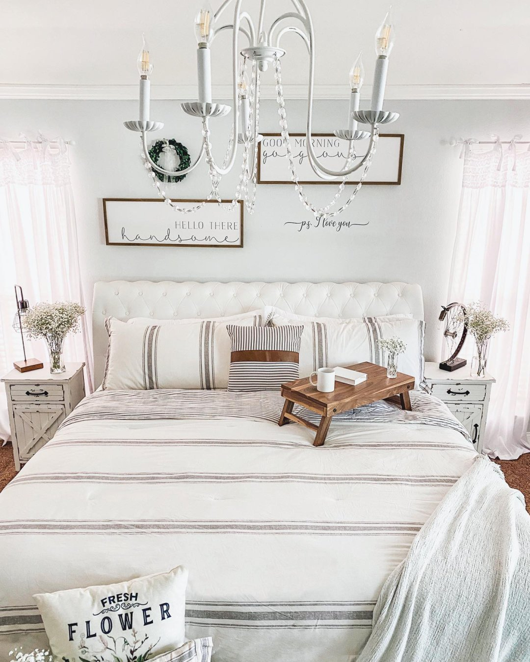 Test Out The Shabby Chic Theme