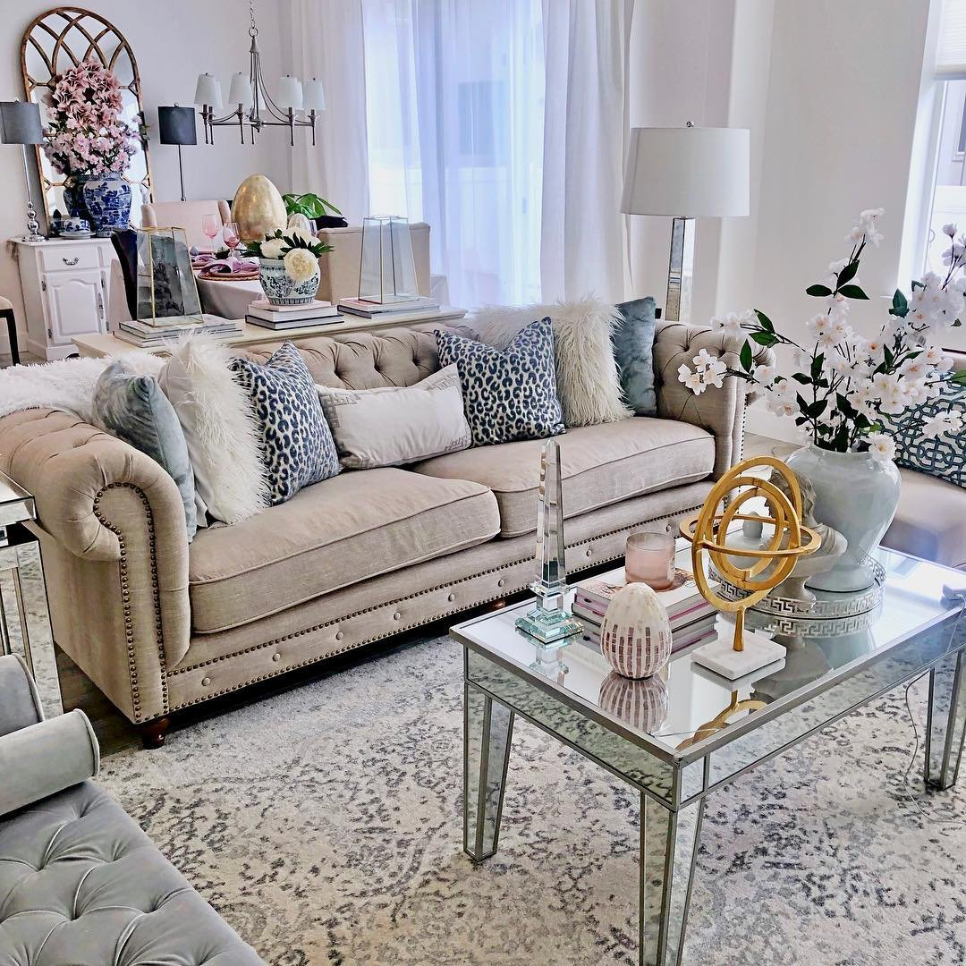 Get Glammed Up In Your Living Room