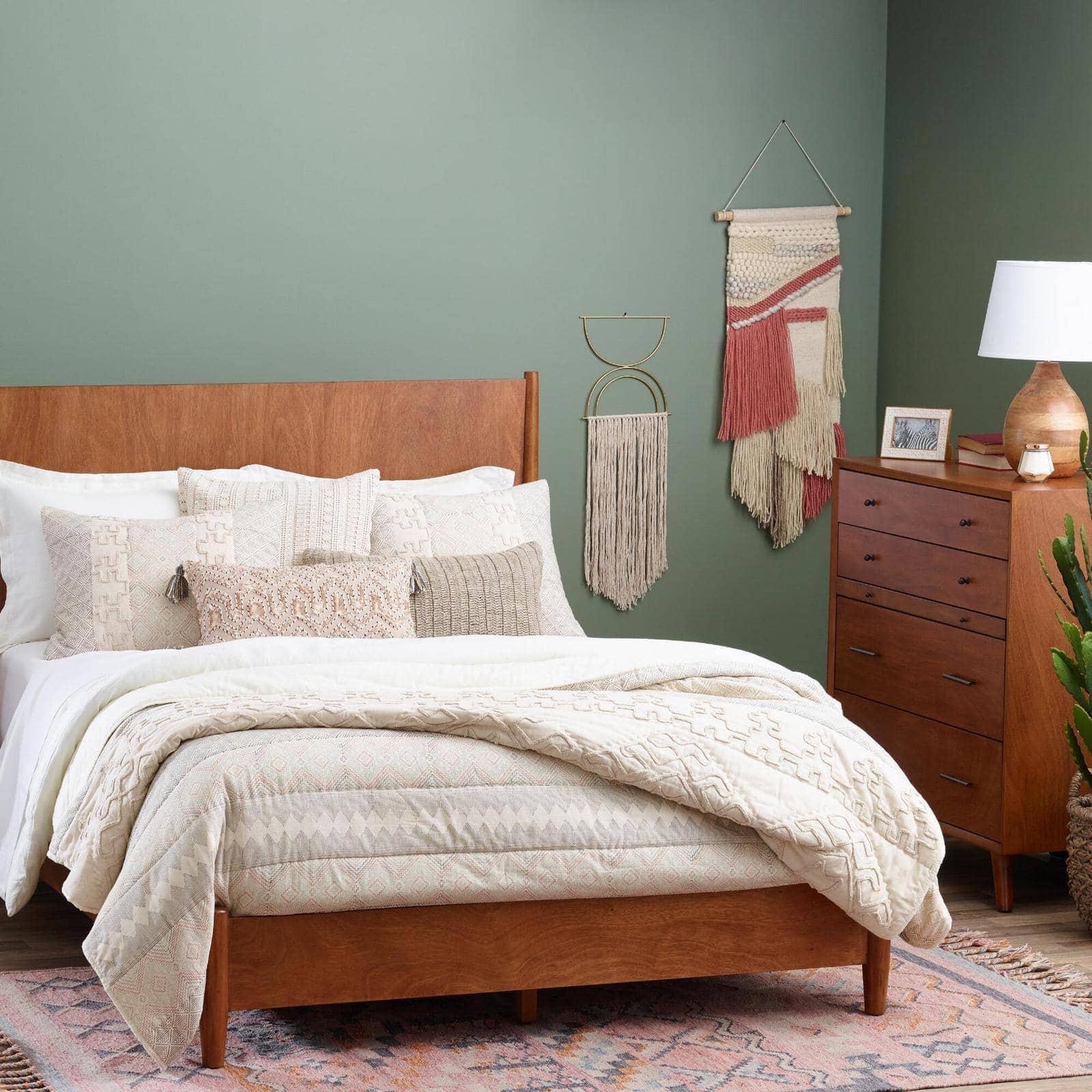 Large Acorn Wood Brewton Dresser