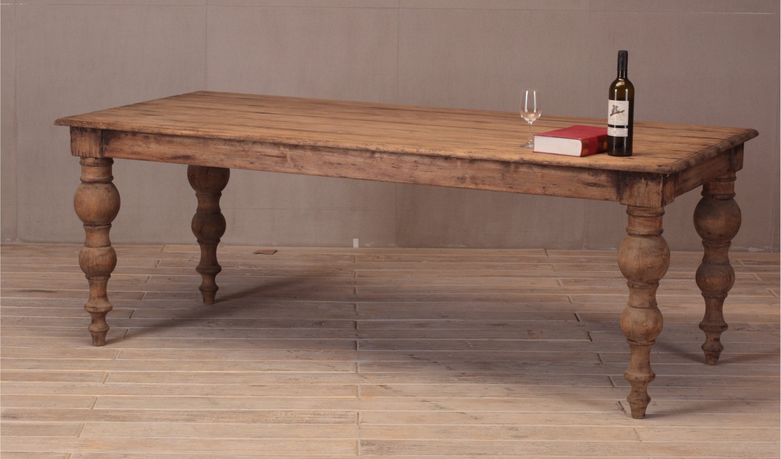 Bixby Solid Wood Dining Table