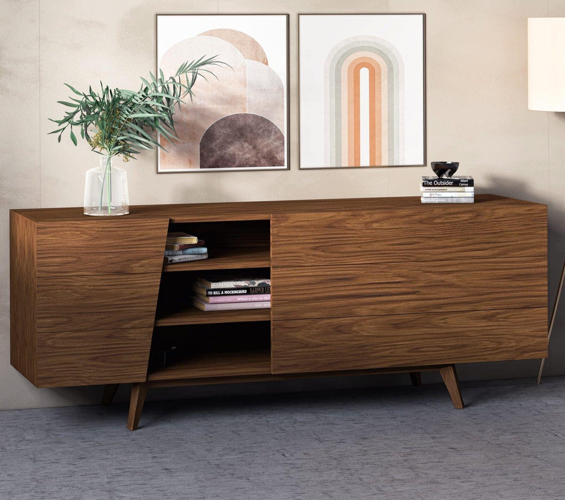 Dorrit 6 Drawer Double Dresser