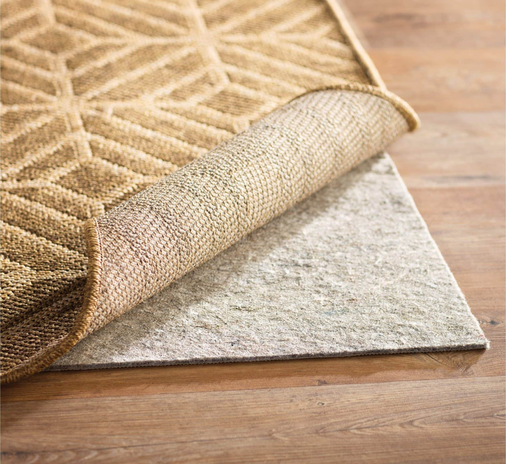 The 12 Best Rug Pads for Hardwood Floors