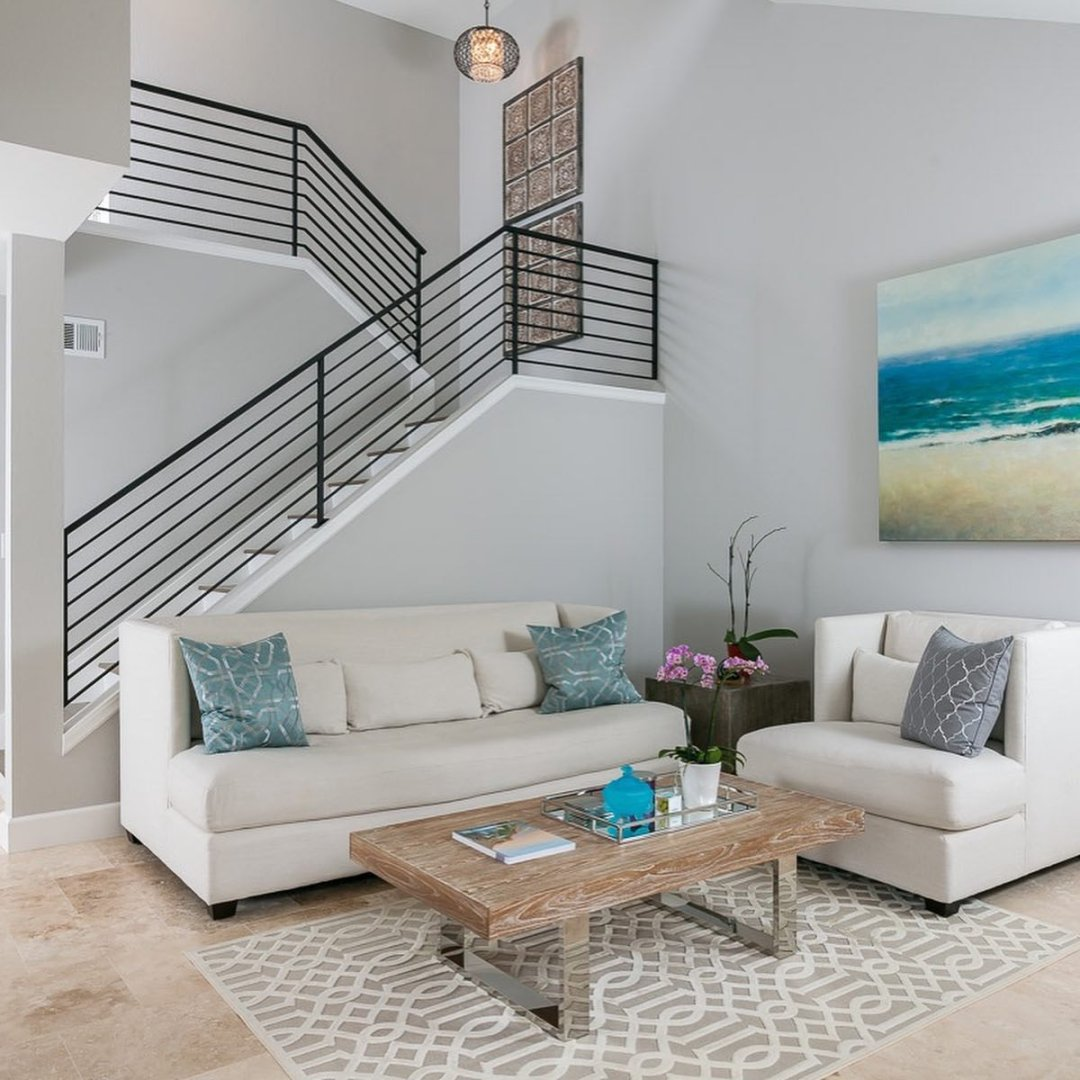 Use Teal And Grey As Accent Colors
