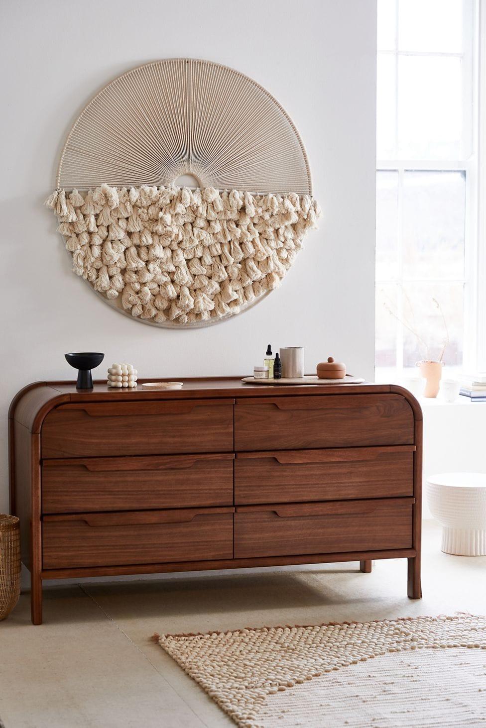 Marienne 6-Drawer Dresser