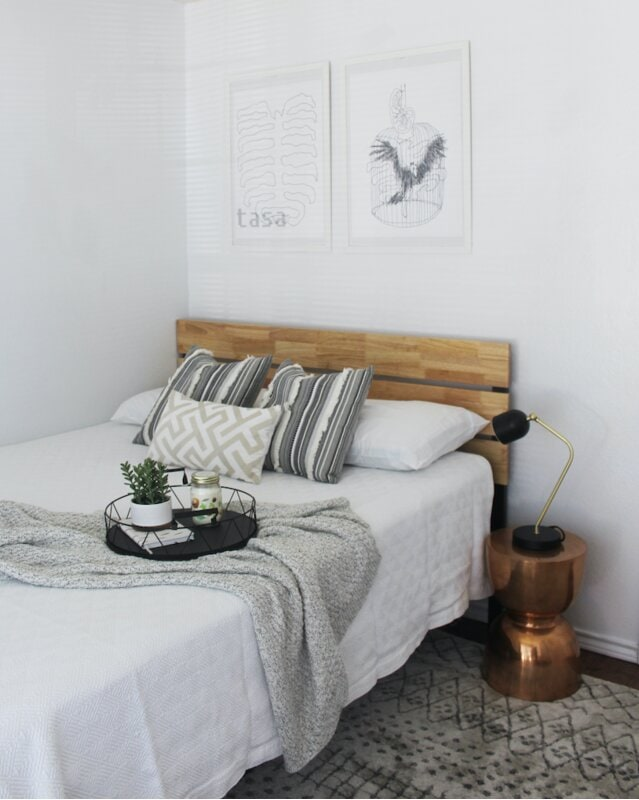 Make Your Bedroom Simplistic And Stylish