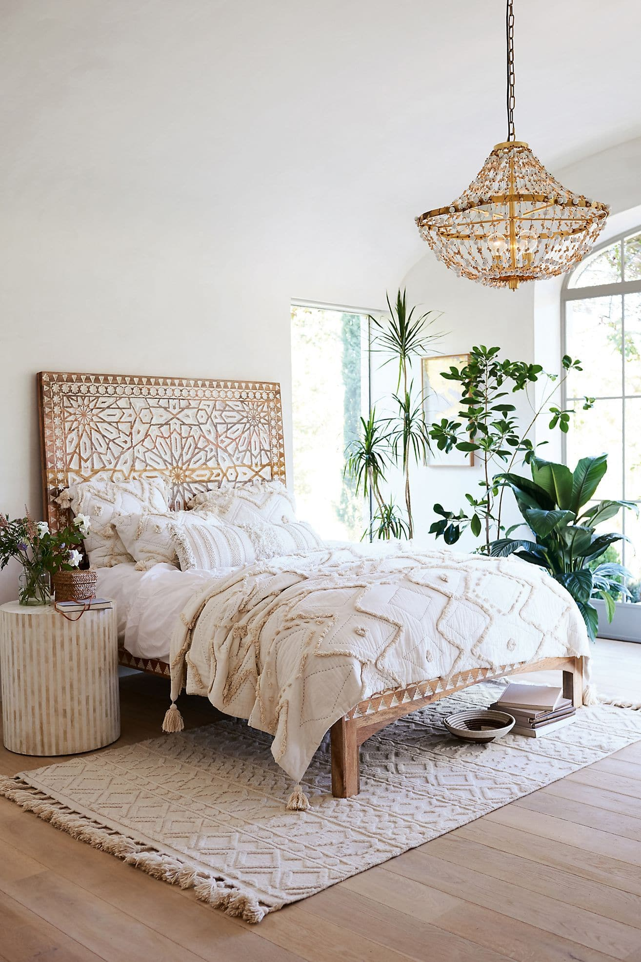 22 Gorgeous Boho Bedroom Ideas