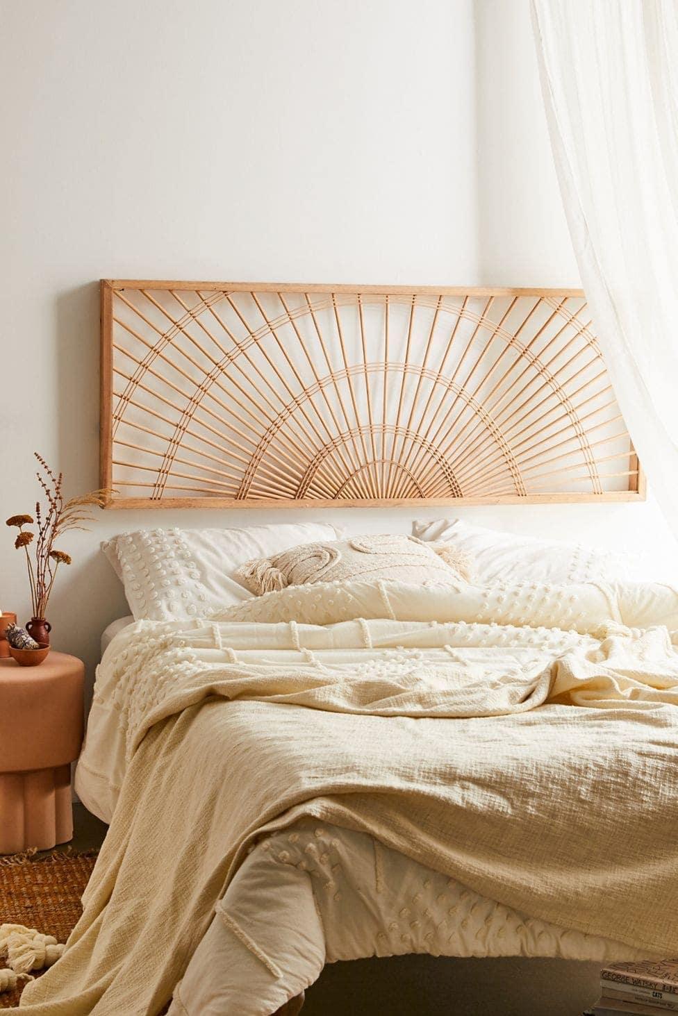 Sol Wooden Headboard