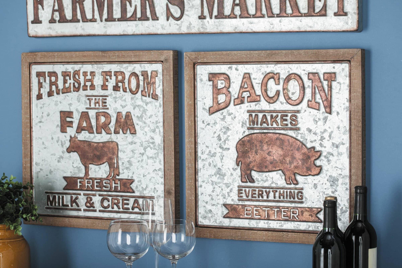 Farmhouse Wall Signs