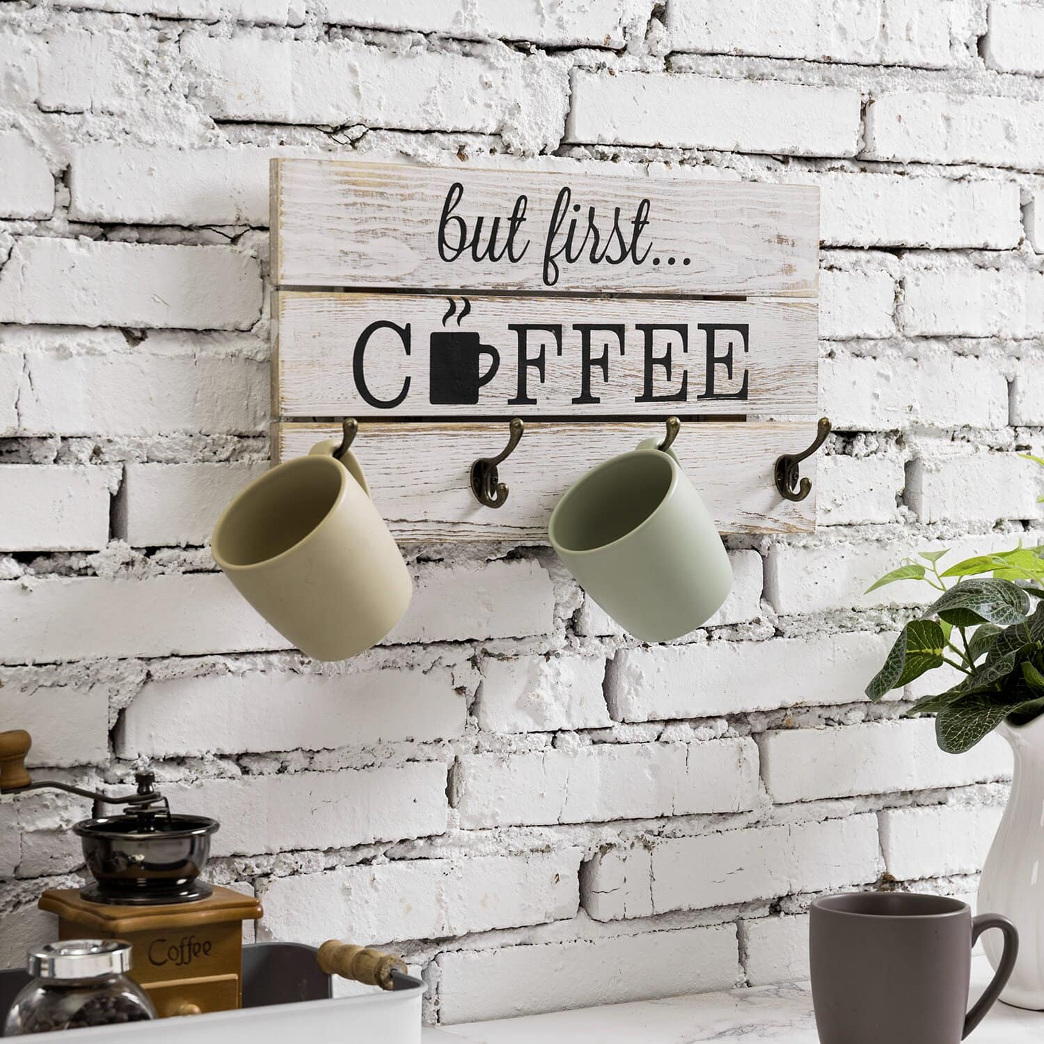 But First Coffee…