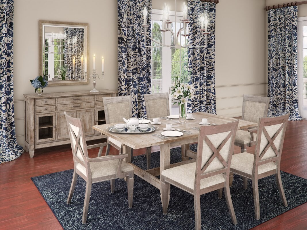 French Country Chic Curtains