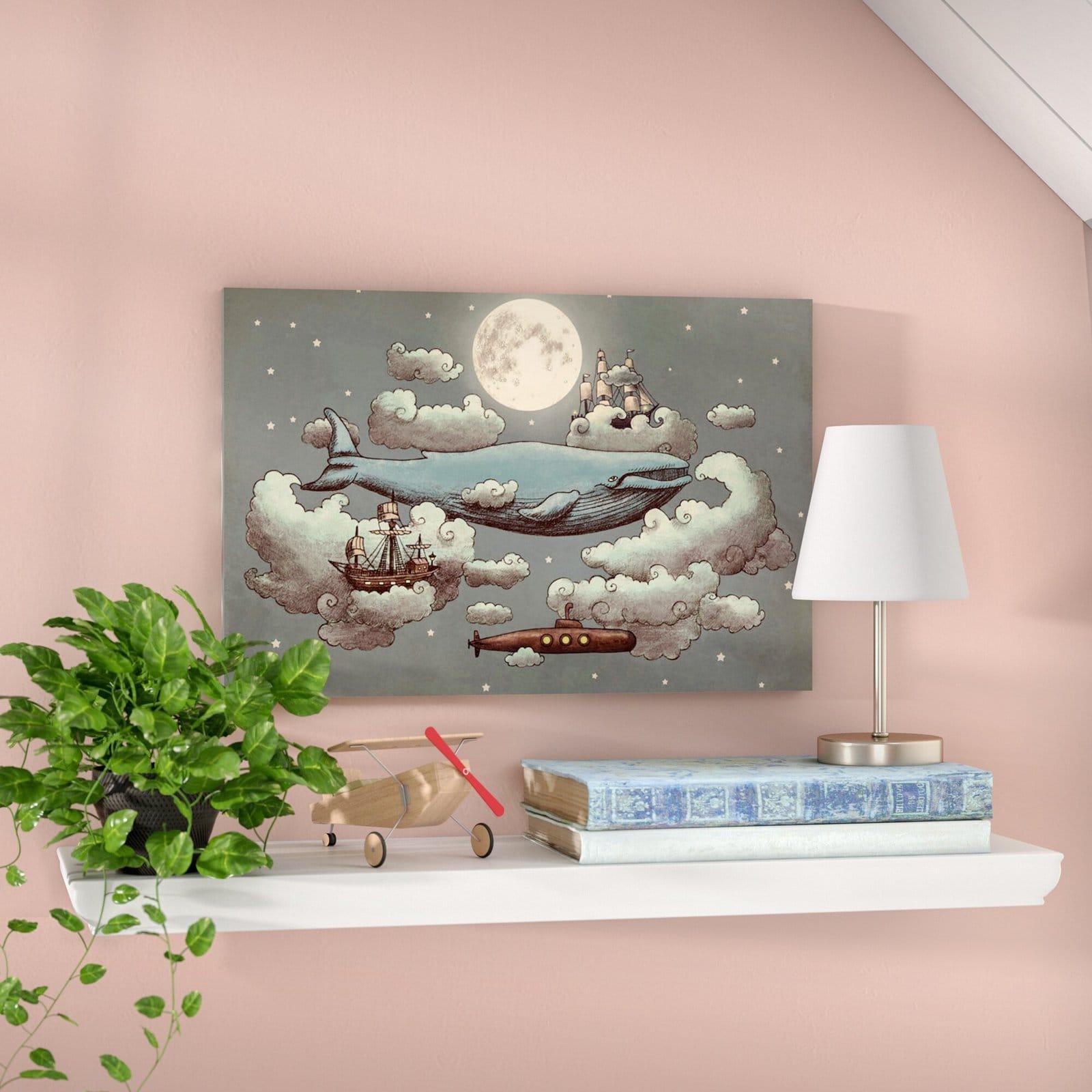 Dreamland Cloud Canvas