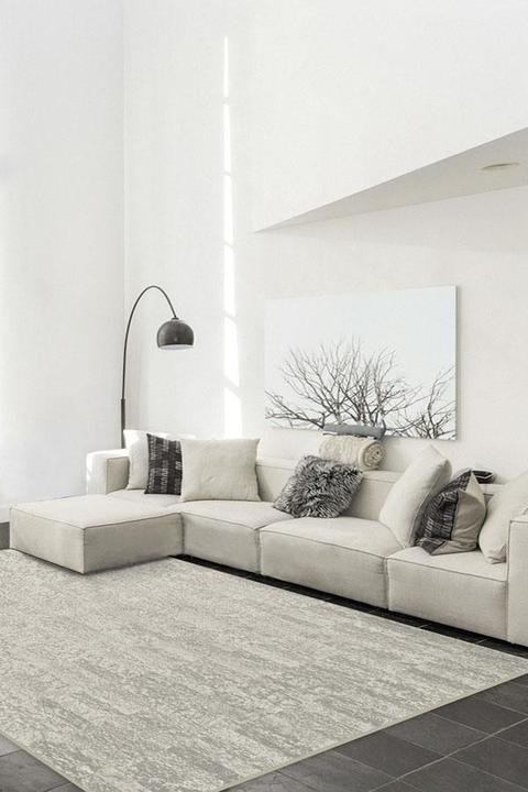 Create a Square With Your Sofa and Rug
