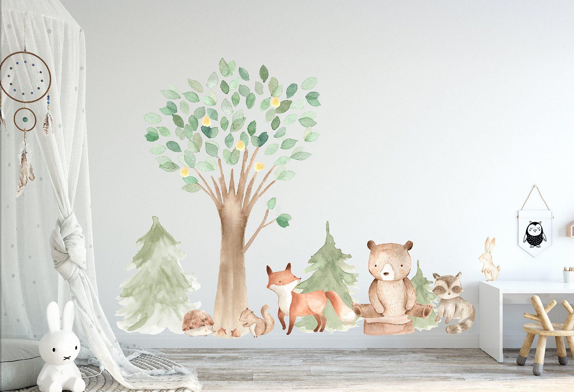 15 Adorable Nursery Wall Decor Ideas