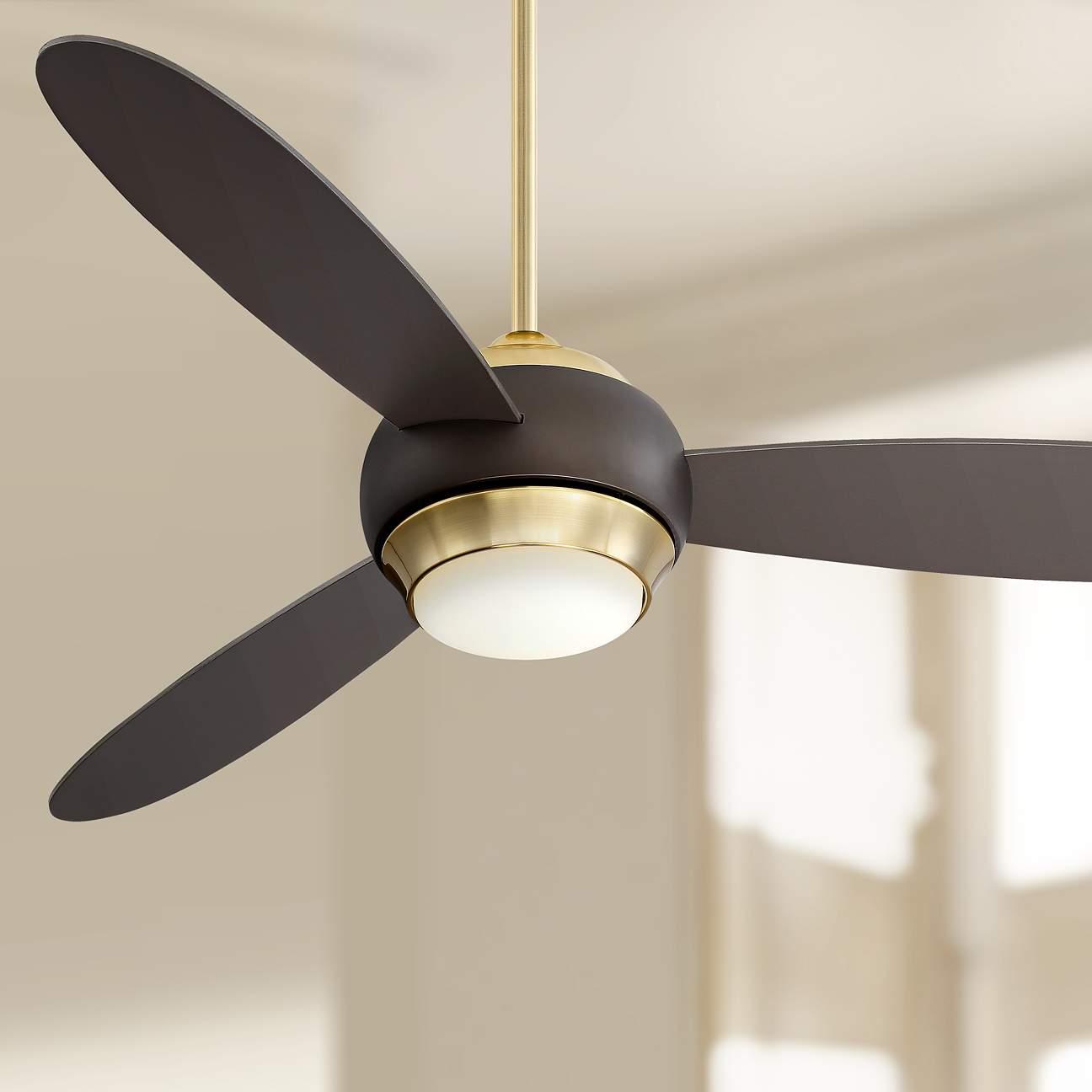 Help Circulate Basement Air With a Ceiling Fan Light