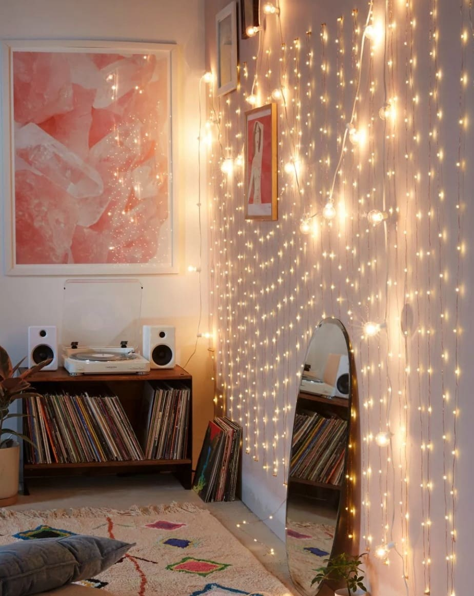 Create a Wall of Light