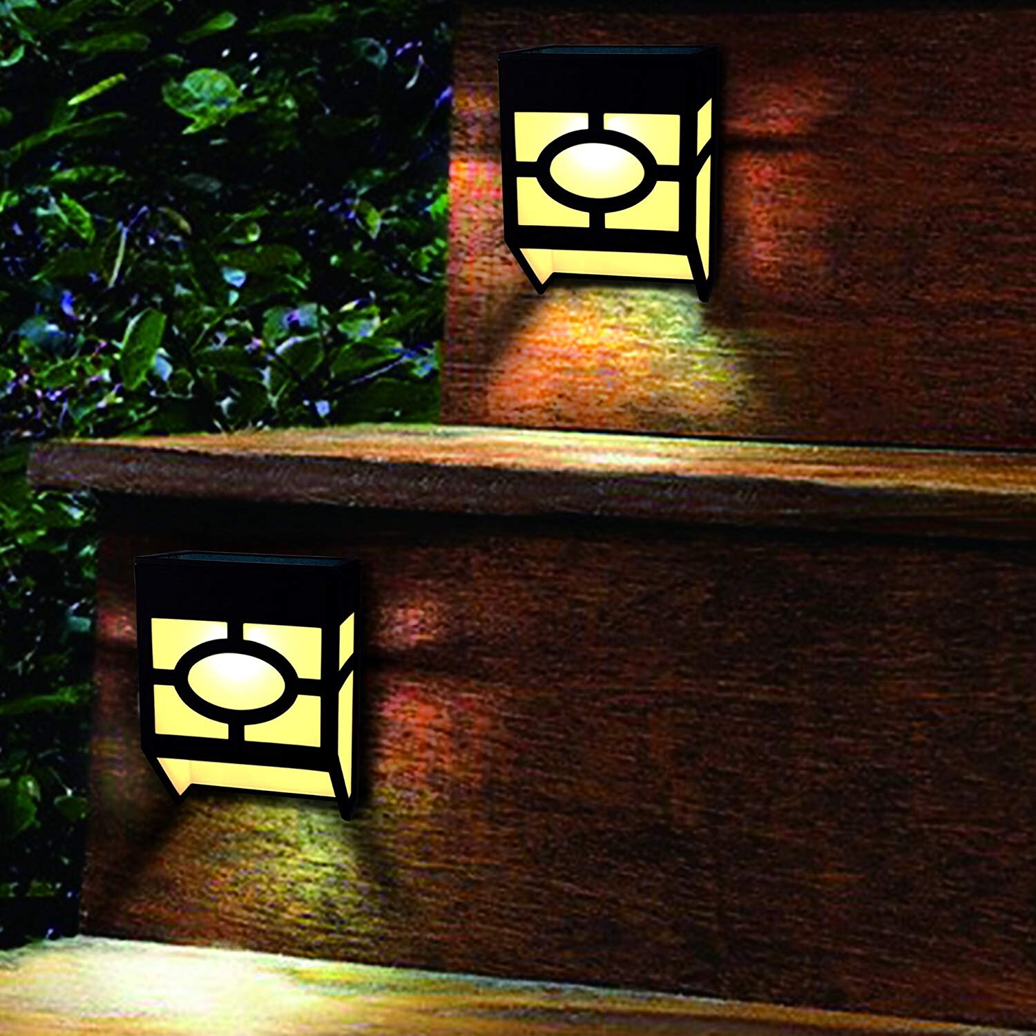Color Changing Art Deco Stair Lights