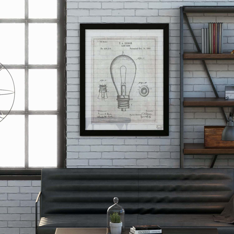 Lightbulb Blueprint