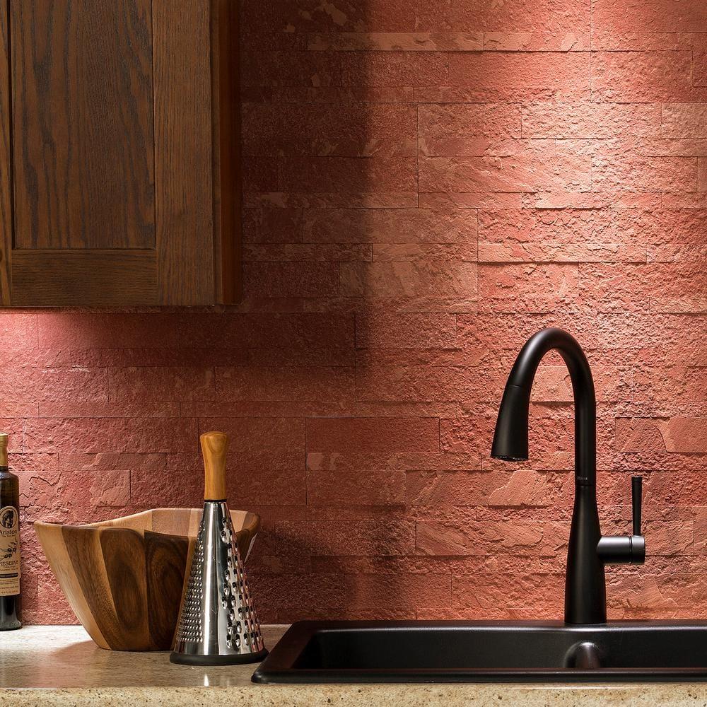 Create the Perfect Warm-Toned Kitchen Backsplash