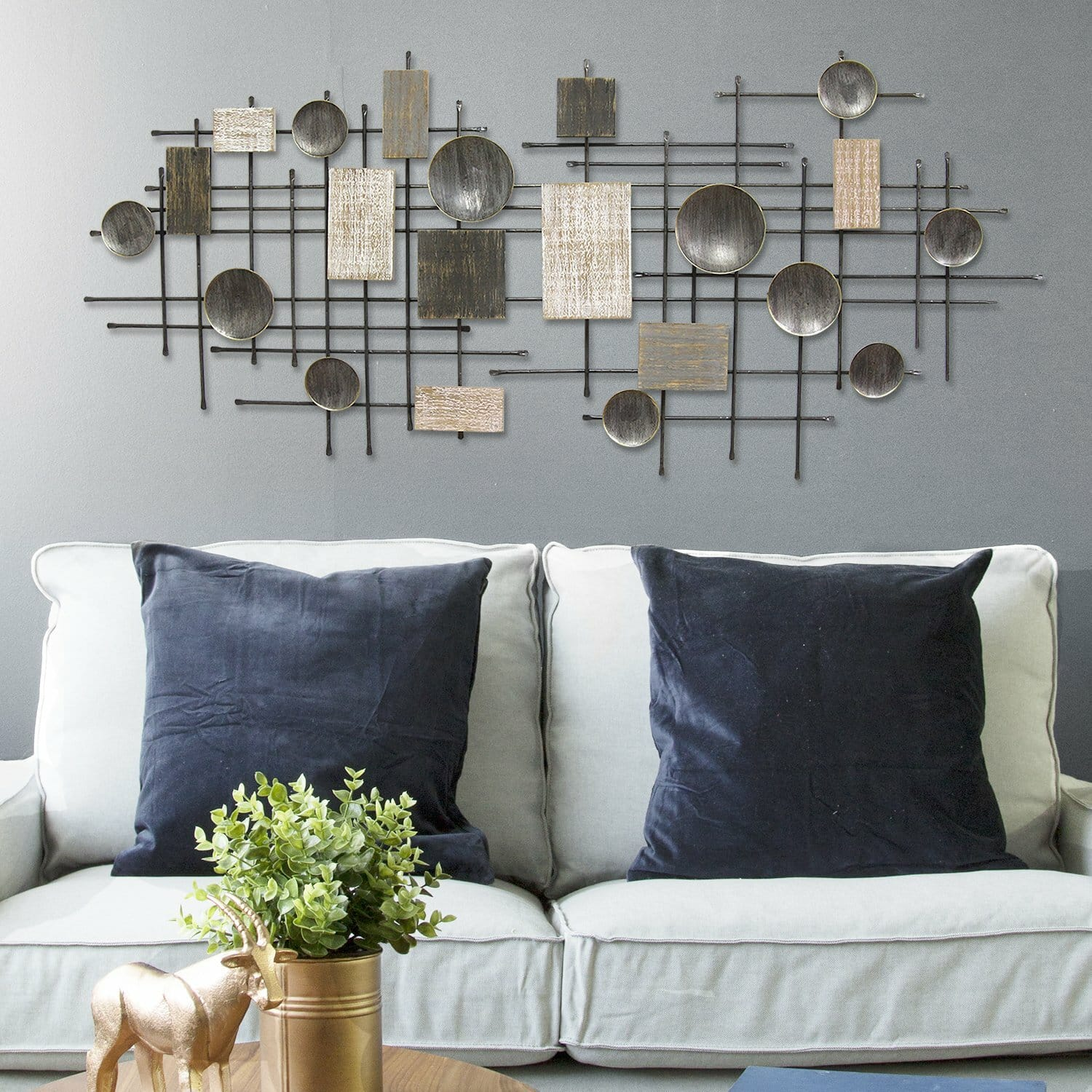 Large Industrial Wall Art