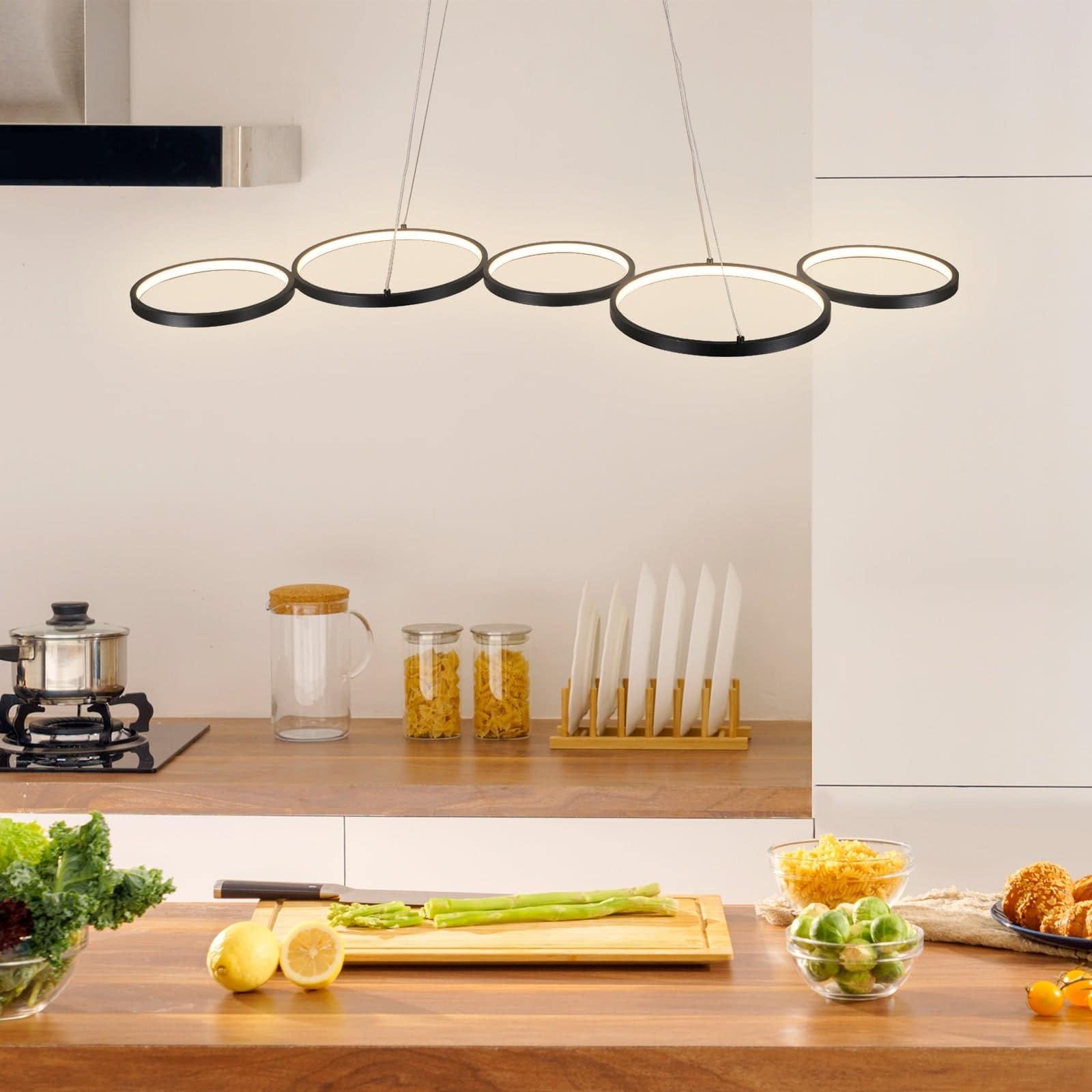 Turning LED Kitchen Lights into Art