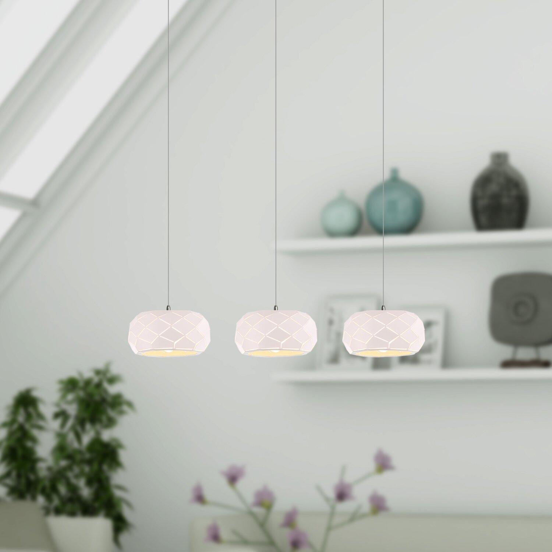 Modern but Subtle LED Kitchen Lights
