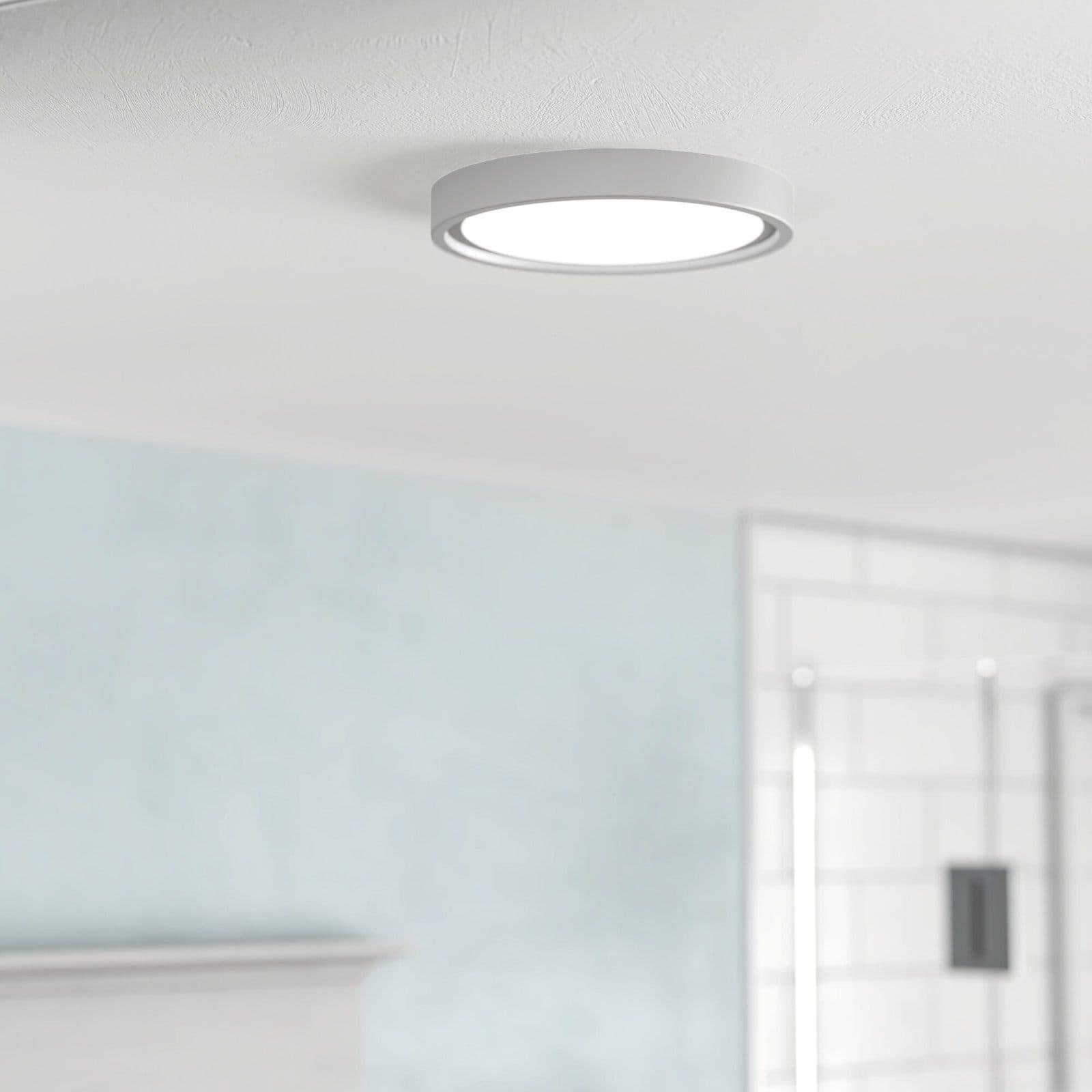 Simple LED Flush Mount Light