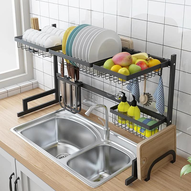 Go for Ultimate Practicality With a Dish Rack