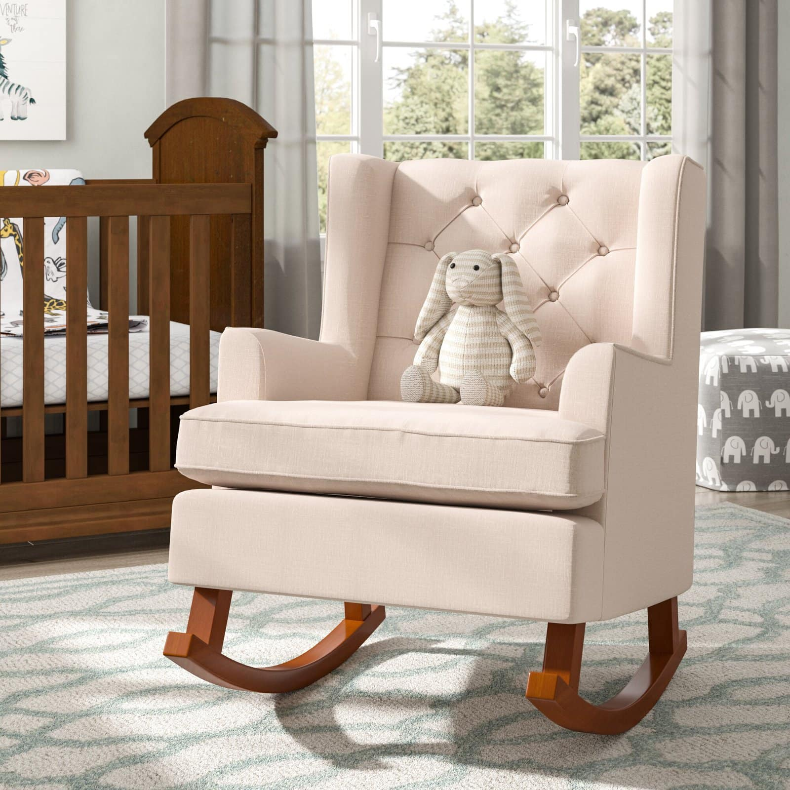 Create somewhere Cosy for You and your Baby Girl