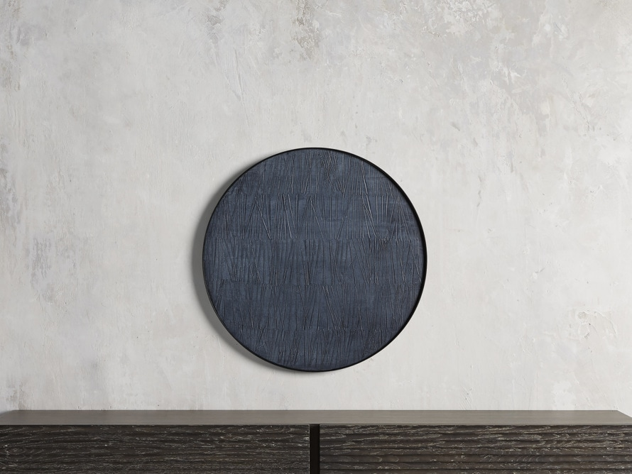 Add a Simple Touch With Circular Wall Art