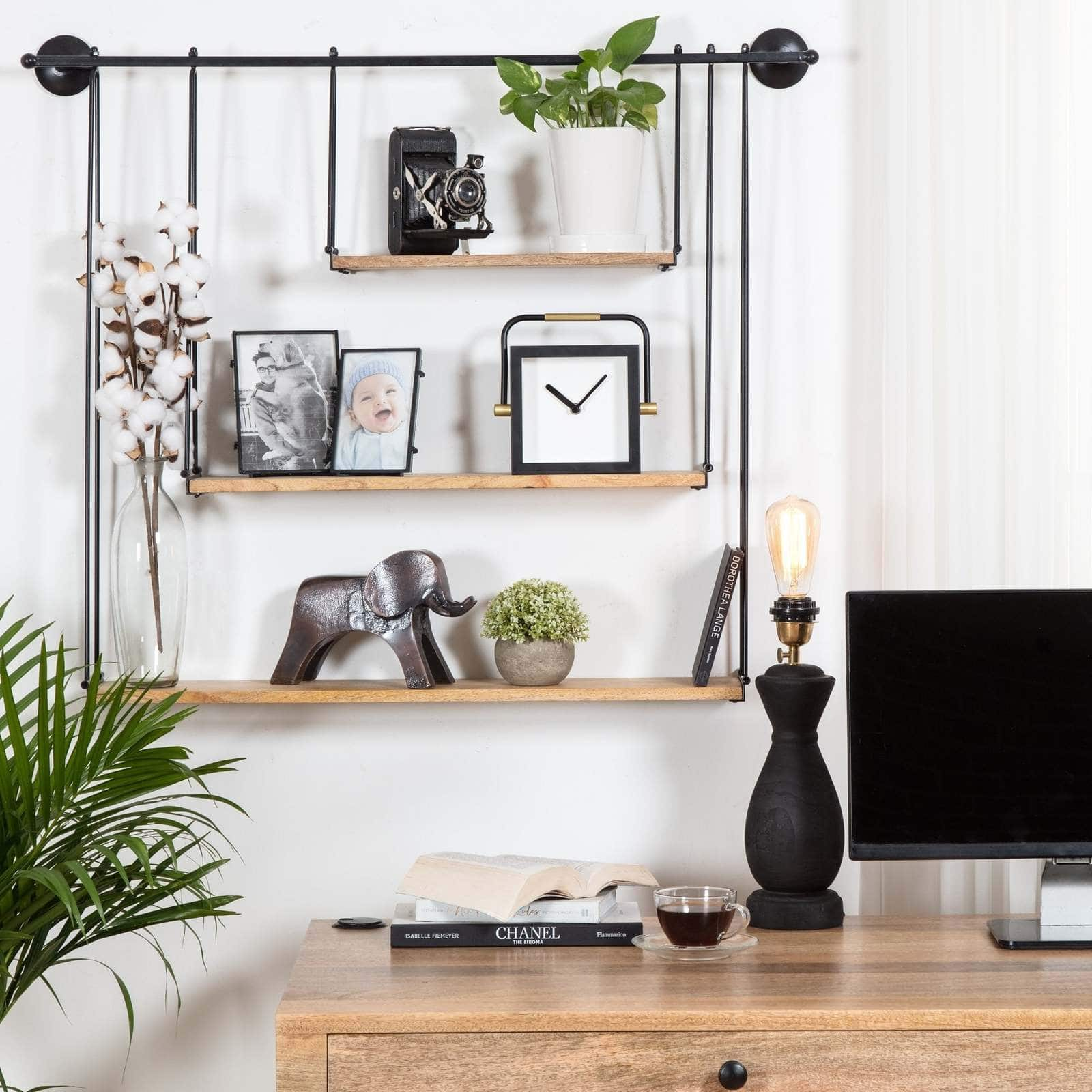 Keep your Memories in One Place with this Unique Shelving Unit